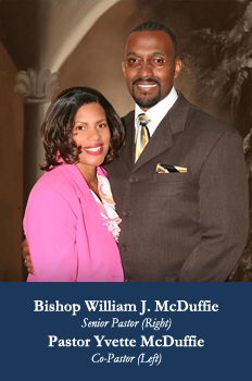 Bishop William J. McDuffie